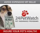 24PetWatch Pet Health Insurance