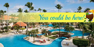 Win an All-Inclusive Dream Vacation to Punta Cana