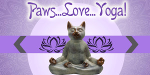 Paws…Love…YOGA!