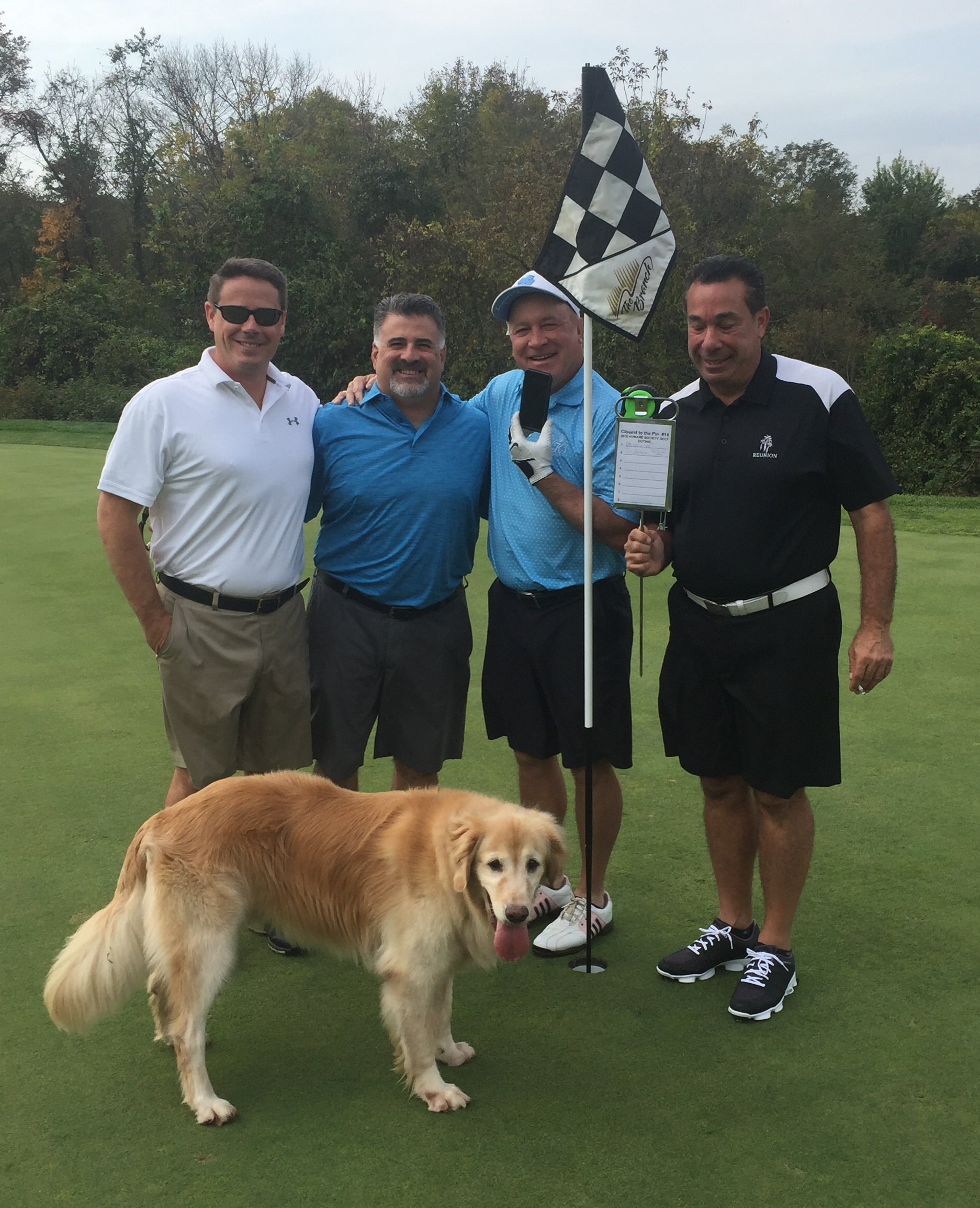 Putts Fore Paws Golf Tournament The Humane Society Of