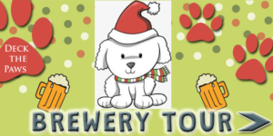 Deck the Paws Brewery Crawl