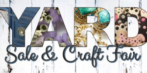 Yard Sale & Craft Fair