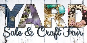 Yard Sale & Craft Fair
